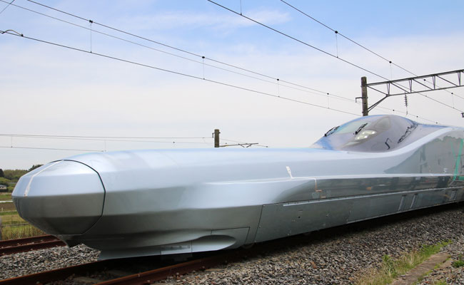 Japan Tests World's Fastest Bullet Train, Capable Of Topping 400 Kmph