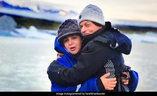 Shah Rukh Khan In Farah Khan's Next Film? Here's What She Said