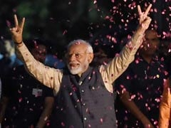 Total BJP Sweep, India Chooses Modi 2.0: 10 Points