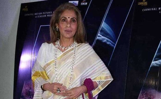 Dimple Kapadia To Star In Christopher Nolan's Tenet: Reports