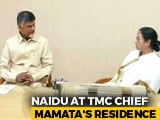 Video : In Chandrababu Naidu's Meet With Mamata Banerjee, A Whiff Of Worry