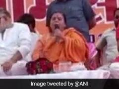"""Gandhi"" In Their Name Not Of The Mahatma But Feroze Gandhi: Uma Bharti"