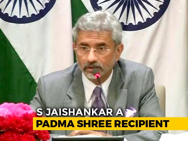 Video : S Jaishankar, Ex- Foreign Secretary, To Join PM's Cabinet, Say Sources