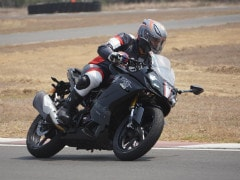 2019 TVS Apache RR 310 Track Ride Review