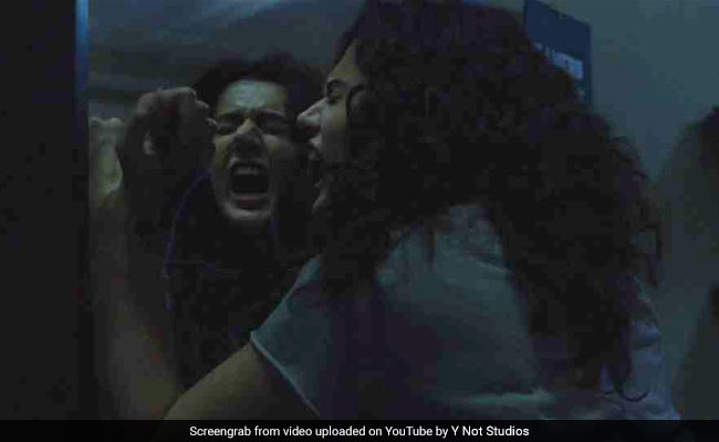Trending: Taapsee Pannu Stars In Nail Biting Thriller Game Over