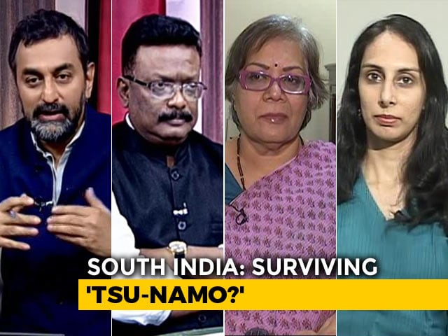 Modi Wave: The South Resists?