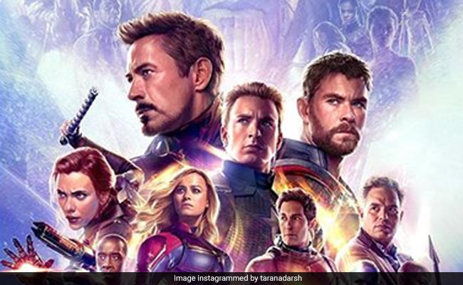 Avengers: Endgame Box Office Collection Day 5 - Marvel Snap Collects Rs 200 Crore In India