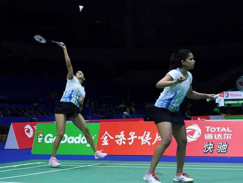 Sudirman Cup: India Suffer 2-3 Loss To Malaysia In Absence Of Kidambi Srikanth