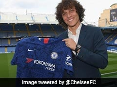 David Luiz Signs New Two-Year Deal With Chelsea