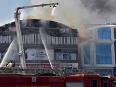 Surat Tragedy: Fire Engines Took 45 Minutes To Travel 2 Km, Say Onlookers