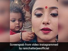 Bhojpuri Cinema: रानी चटर्जी बना रहीं थी Video,तभी हुआ कुछ ऐसा शॉक्ड रह गईं भोजपुरी एक्ट्रेस