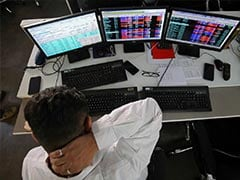 Sensex, Nifty End Flat; Reliance Industries Gains, TCS Falls Ahead Of Earnings