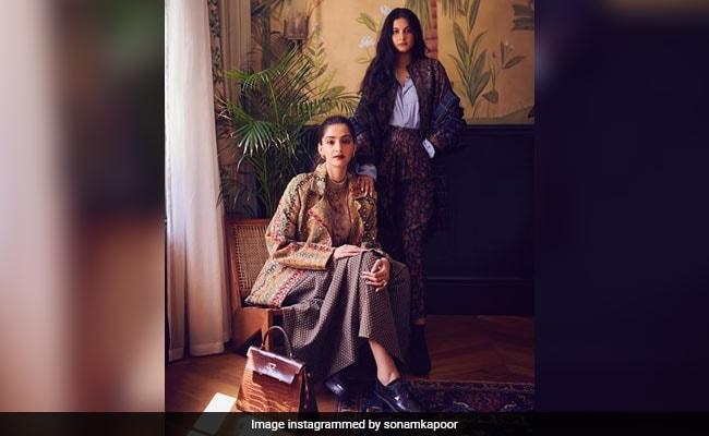 Sonam Kapoor To Sister Rhea Kapoor: 'The Yin To My Yang'