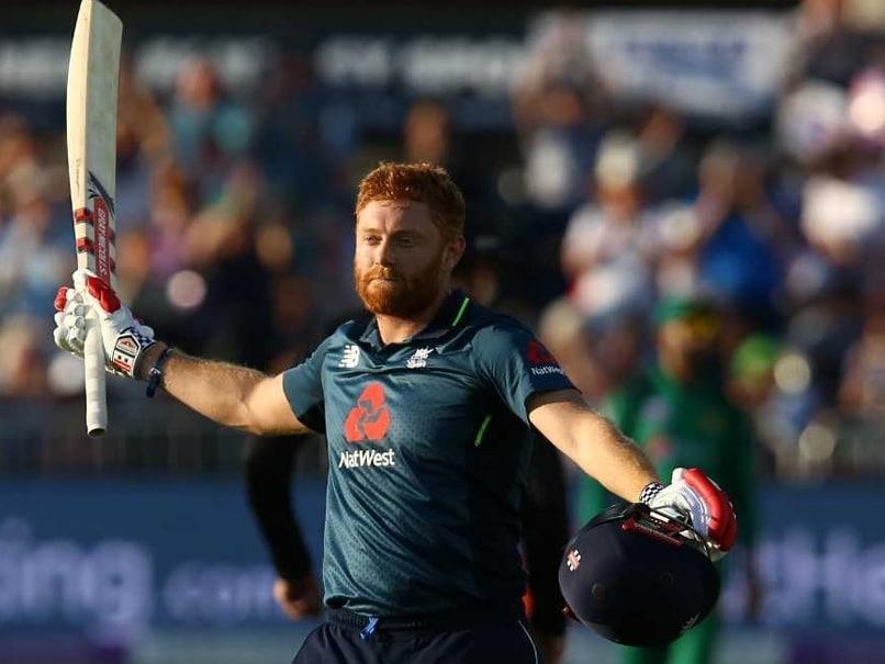 Jonny Bairstow Century Sees England Overpower Pakistan