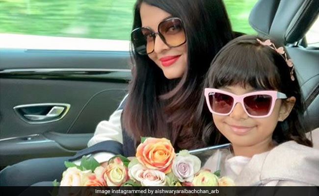 Cannes 2019: Aishwarya Rai Bachchan And Daughter Aaradhya Are Making The French Riviera Smile