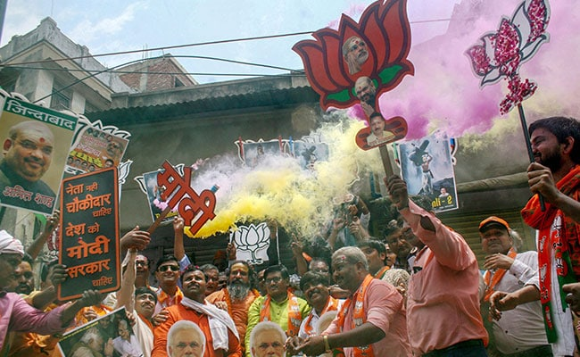 Lok Sabha Election Results: After Madhya Pradesh State Polls Loss, BJP Wins 28 Of 29 Lok Sabha Seats