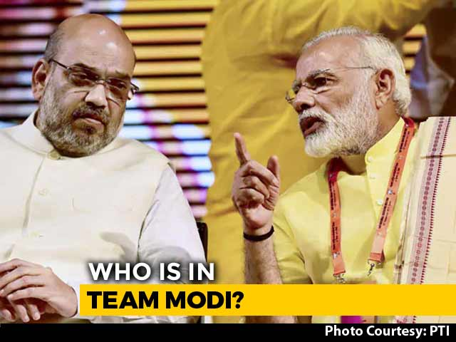 Video : PM Modi, Amit Shah Meet For 3 Hours On New Ministers Ahead Of Swearing-In