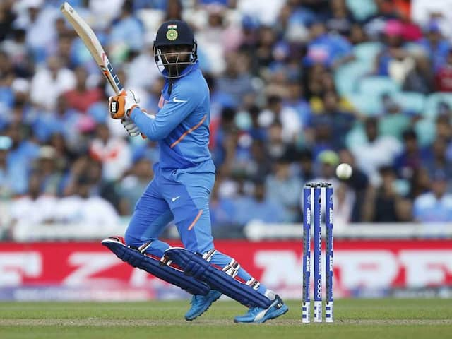 """""""Cant Judge Players On One Bad Game"""": Ravindra Jadeja After Indias Loss"""
