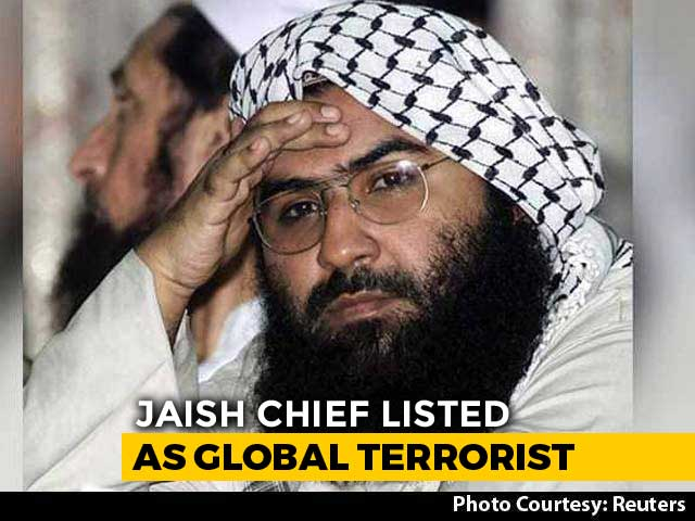 Video : Masood Azhar Designated Global Terrorist In UN, China Removes Objections