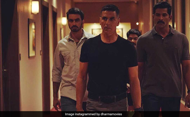 Akshay Kumar Begins Shooting For Rohit Shetty's Sooryavanshi. See Pic