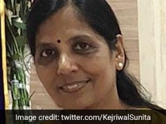 """Arvind Kejriwal's Wife Tweets """"Gratitude"""" For Son's CBSE Class 12 Result"""