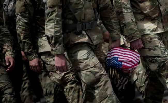 Sexual Assault In US Military Jumped 13 Per Cent In 2018: Report