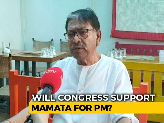 Video : The Countdown: Congress's Somen Mitra On The Party's Position In Bengal