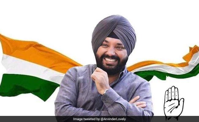 Know Your Delhi Candidate: Arvinder Singh Lovely
