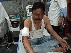 दिल्ली के खजूरी खास में मुठभेड़, एक बदमाश गोली  लगने से घायल