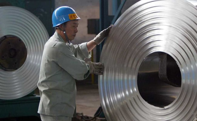 India Fears US-China Trade War Will Lead To Steel Dumping: Report