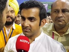 "Election Results 2019: ""Lotus Will Bloom In Delhi In 8 Months,"" Says Gautam Gambhir After Win"
