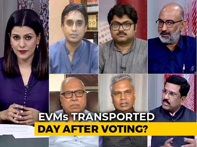 Video : Worries Mount Over 'Unprotected' EVMs