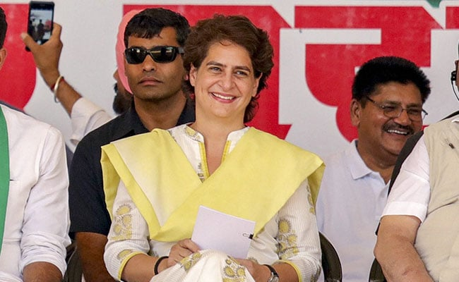 With Eye On 2022, Priyanka Gandhi Vadra To Step Up UP Tours: Report
