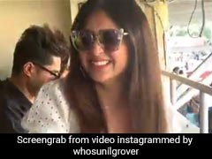MS Dhoni को लेकर सुनील ग्रोवर ने कहा कुछ ऐसा, जोर-जोर से ठहाके लगाने लगीं साक्षी- देखें Video