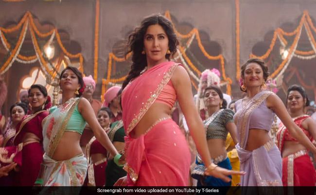 Bharat Song Aithey Aa: Katrina Kaif Flirts With Salman Khan With Killer Thumke