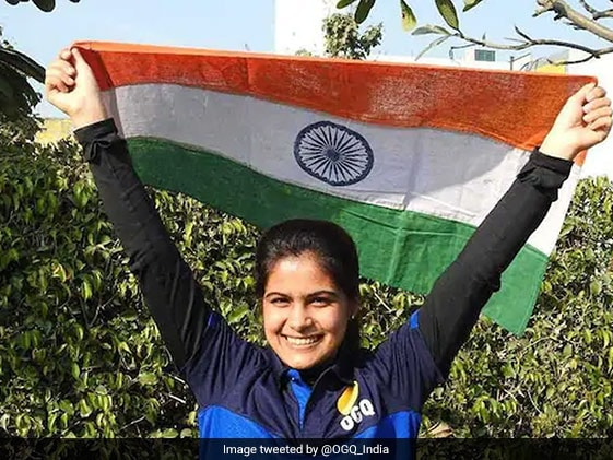 Ace Indian Shooter Manu Bhaker To Study Political Science In DU's LSR College