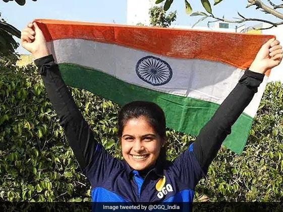 यूथ ओलंपिक में गोल्ड लाने वाली मनु भाकर ने लिया लेडी श्रीराम कालेज में एडमिशन, पढ़ेंगी राजनीति विज्ञान