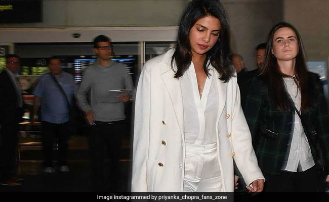 Priyanka Chopra's Cannes Wardrobe Is Overwhelming Us With Glamour