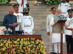 शपथ ग्रहण के बाद PM मोदी बोले, नई टीम में ऊर्जा और प्रशासनिक अनुभव का मेल, देश की प्रगति के लिये काम करेंगे
