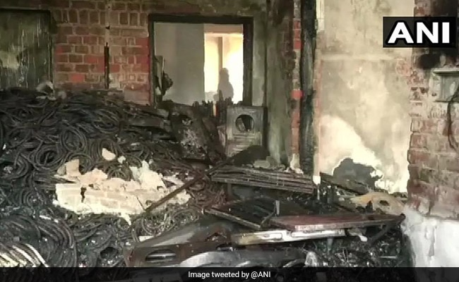 5 Of Lucknow Family Killed In Fire At Home