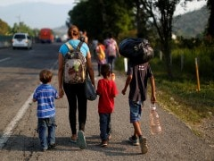 """US To Give Migrants """"Rapid DNA"""" Tests To Prove Family Ties"""
