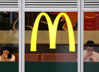 McDonald's Blocks Its Own Menu With Ad, Internet Calls It A 'Strategy'
