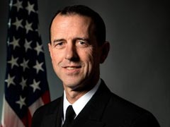 US Navy Chief To Begin 3-Day Visit To India From Sunday