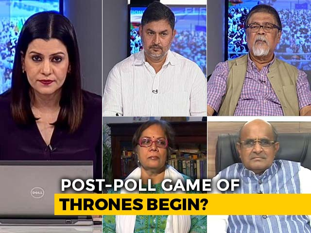 Video : BJP's Ally Talk, KCR's Outreach: Smaller Parties To Decide Poll Outcome?
