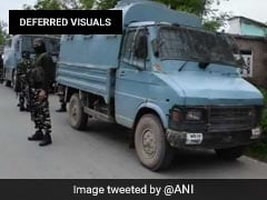 2 Terrorists Shot Dead In Encounter In Jammu And Kashmir's Shopian