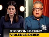 "Video : After Violence, BJP Will Get ""Double Drubbing"" In Bengal: Derek O'Brien To NDTV"