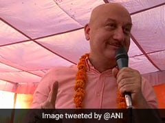 After Chandigarh Rally Misfire, Anupam Kher Comes Back For Take 2