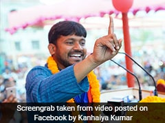 "BJP Leader's <i>""Tukde-Tukde""</i> Feedback For Kanhaiya Kumar Who Lost"