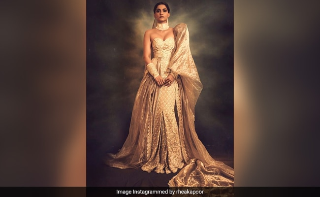 Cannes 2019: Forget The Gold Standard, Sonam Kapoor Is Sterling Silver At Chopard Party