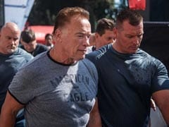"""Glad Idiot Didn't Interrupt Snapchat"": Arnold Schwarzenegger On Attack"